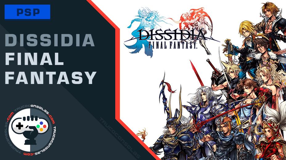 Trucos Dissidia Final Fantasy