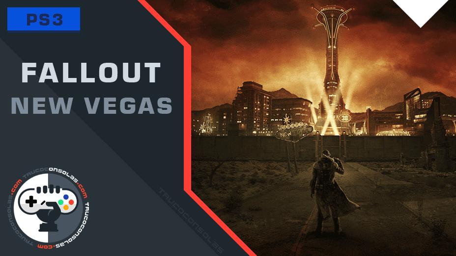 Trucos Fallout New Vegas PS3