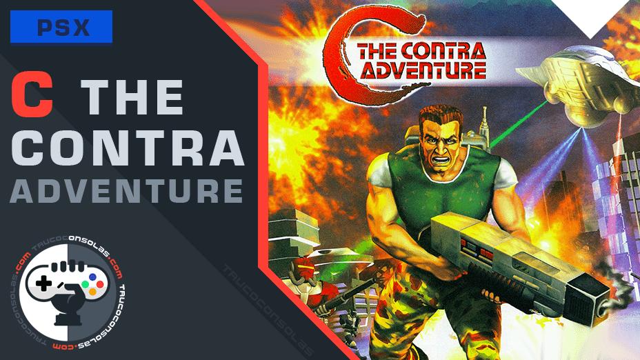 Trucos C The Contra Adventure
