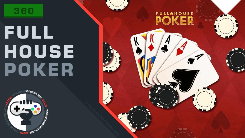 Logros Full House Poker