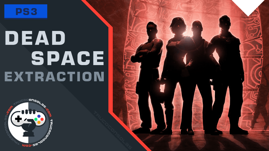 Trofeos Dead Space Extraction PS3
