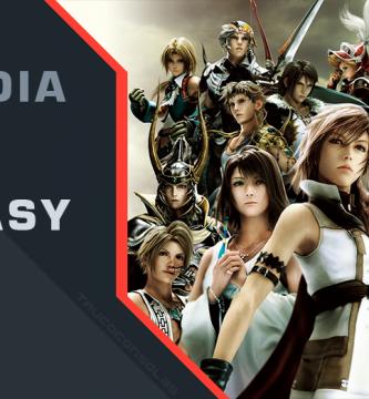 Trucos Dissidia 012 Final Fantasy