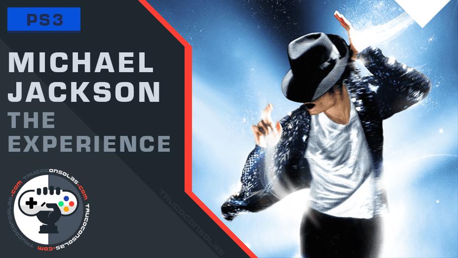 Trofeos Michael Jackson The experience