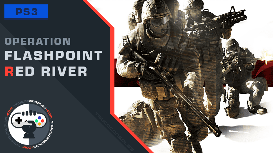 Trofeos Operation Flashpoint Red River PS3