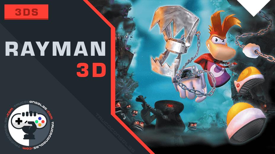 Trucos Rayman 3D