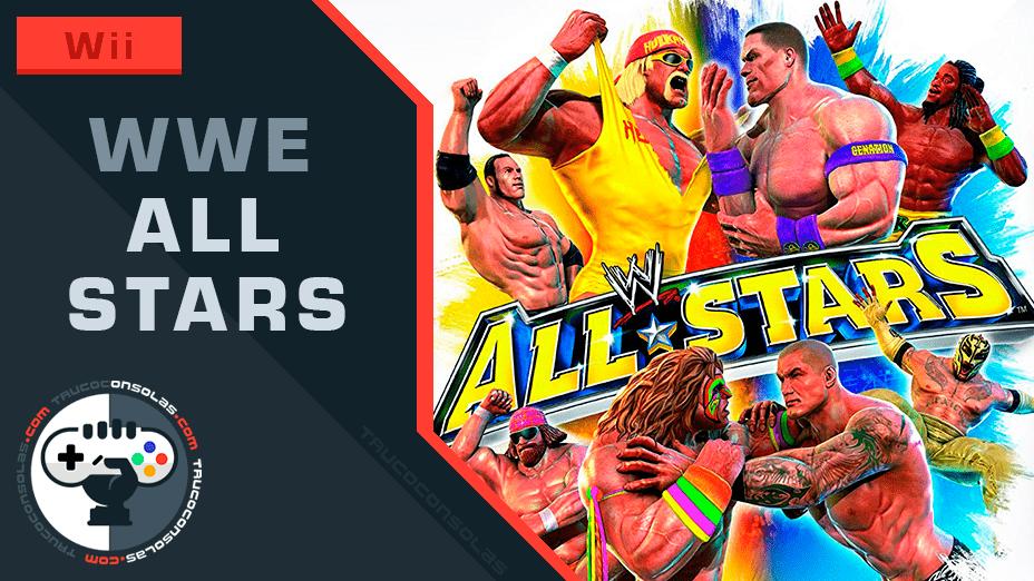 Trucos WWE All Stars Wii