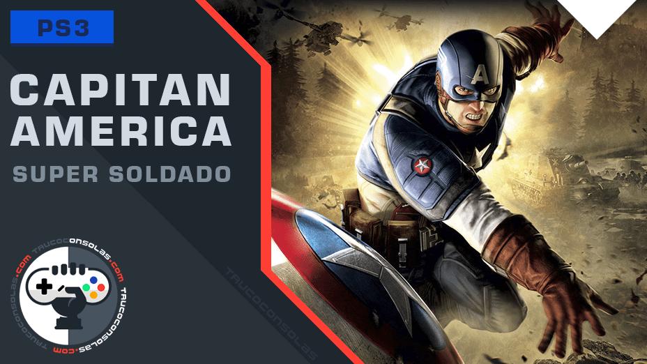 Trofeos Capitán América Super Soldado