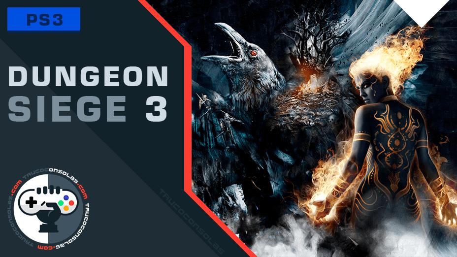 Trofeos Dungeon Siege 3