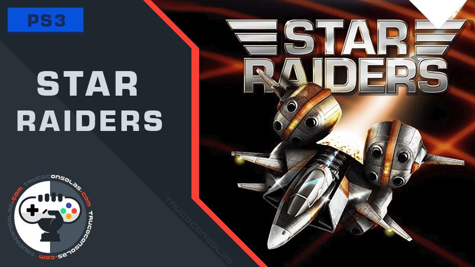 Trofeos Star Raiders PS3