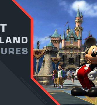Logros Kinect Disneyland Adventures