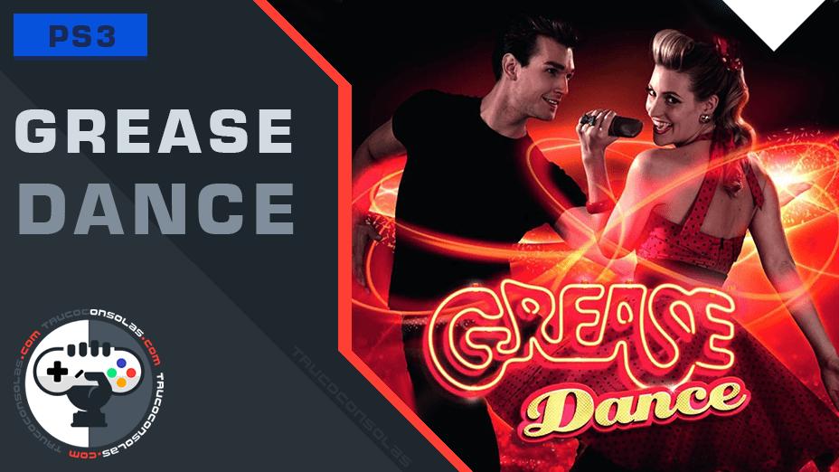 Trofeos Grease Dance PS3