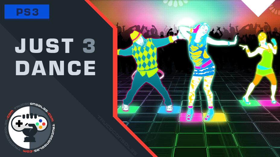 Trofeos Just Dance 3