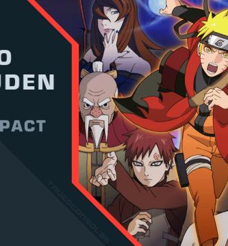Trucos Naruto Shippuden Ultimate Ninja Impact PSP
