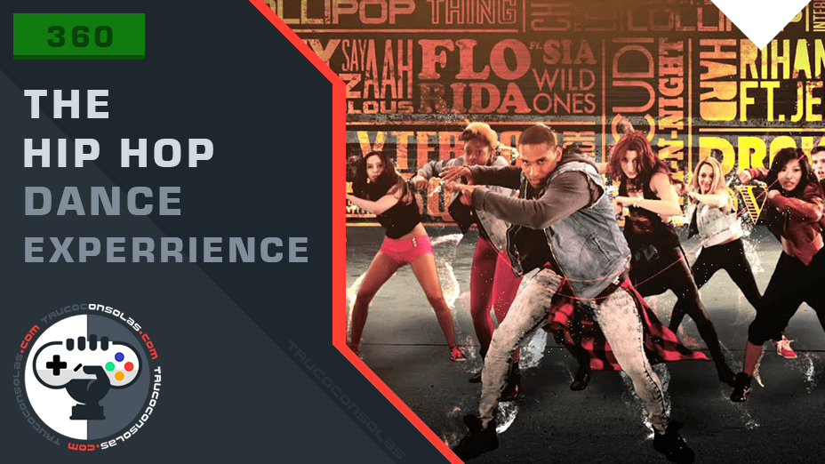 Logros The Hip Hop Dance Experience