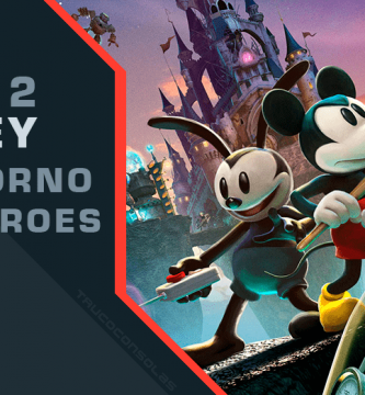 Trofeos Epic Mickey 2 PS3