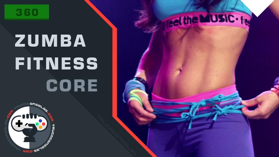 Logros Zumba Fitness Core XBOX 360