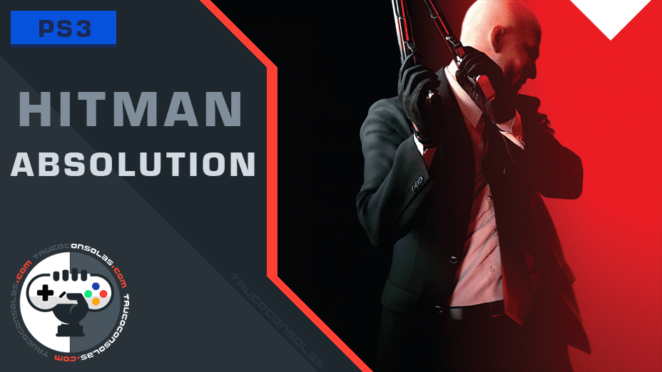 Trofeos Hitman Absolution