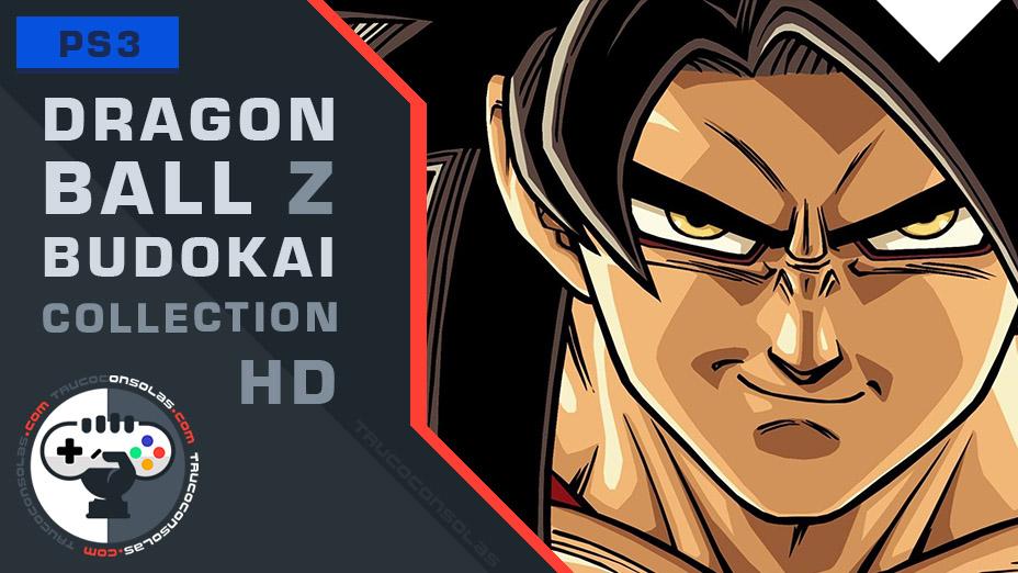 Trucos Dragon Ball Z Budokai HD Collection PS3
