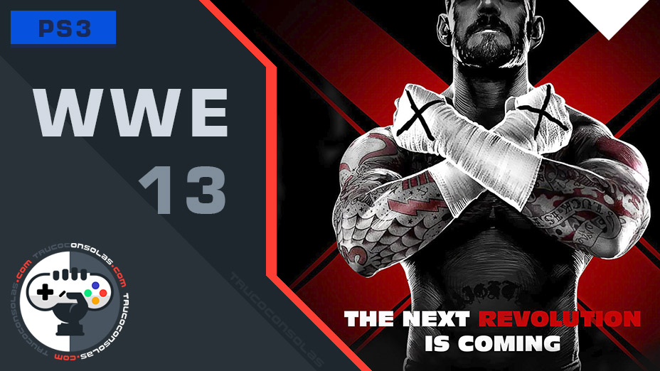 Trucos WWE 13 PS3
