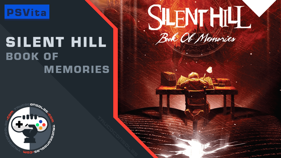 trucos Silent Hill Book of Memories